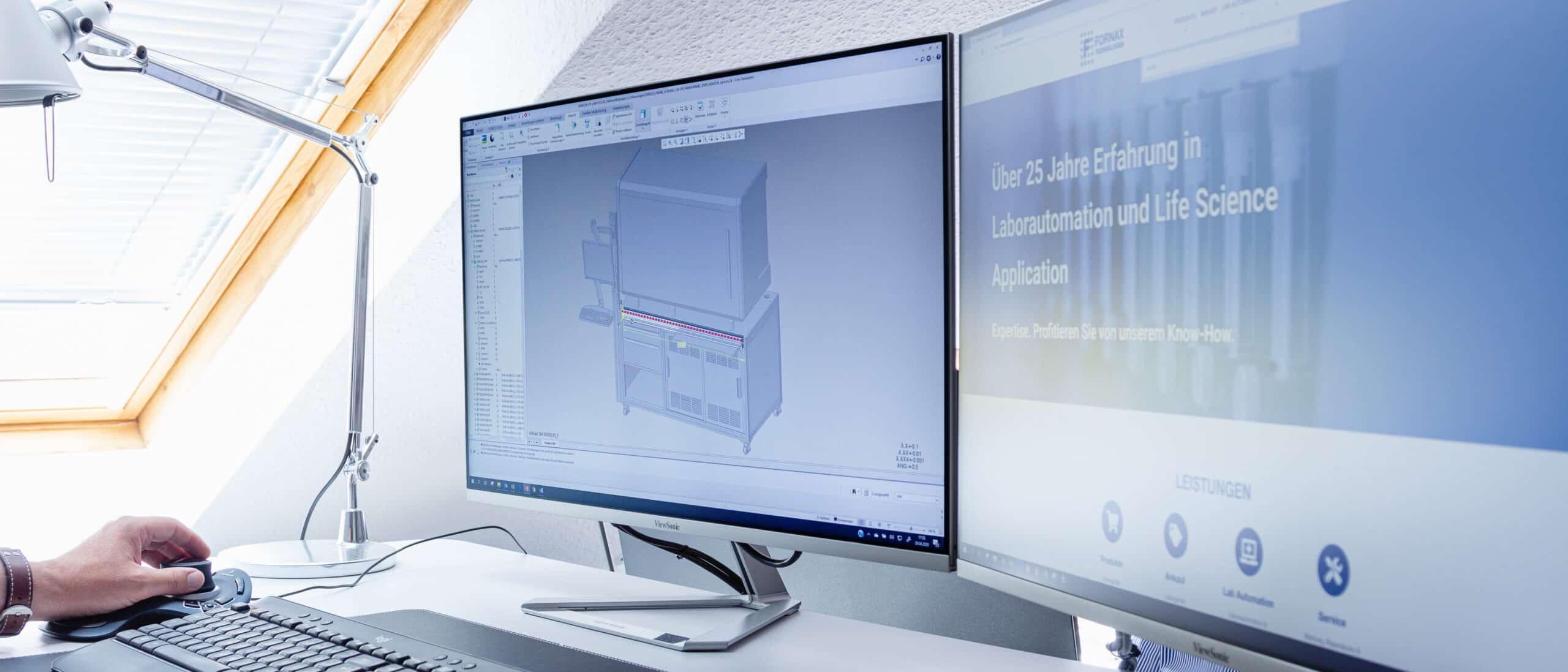 Lab Automation Individuelle Konstruktionen