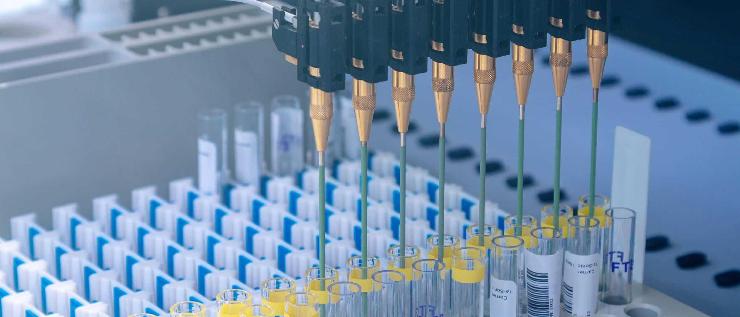Lab Automation Radioimmunoassay RIA CONEXT125
